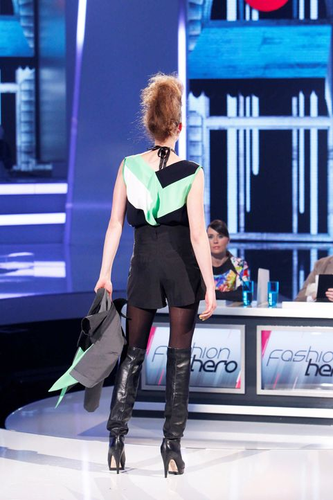 Fashion-Hero-Epi04-Show-52-Pro7-Richard-Huebner - Bildquelle: Pro7 / Richard Hübner