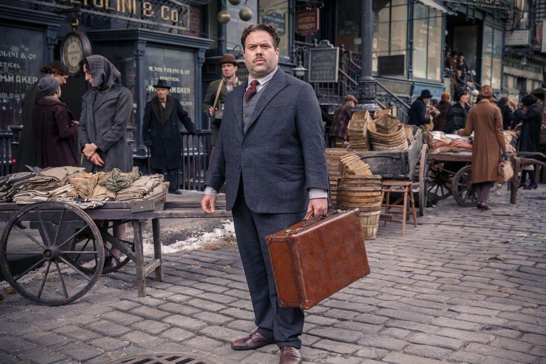Jacob Kowalski (Dan Fogler) - Bildquelle: Warner Bros.