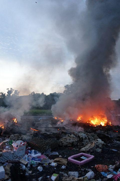 Müllverbrennung - Bildquelle: ProSieben