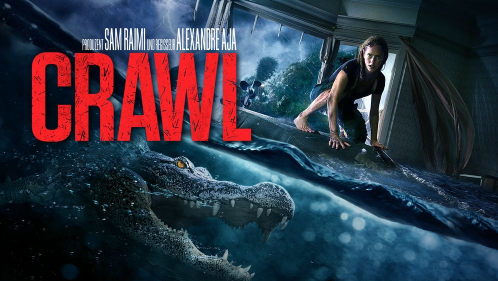 Crawl - Bildquelle: 2021 Paramount Pictures. All Rights Reserved.