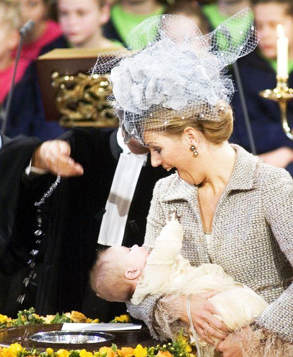Taufe-Prinzessin-Alexia-von-den-Niederlanden-05-11-19-01-AFP - Bildquelle: AFP