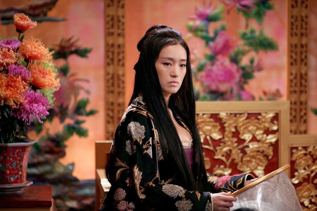 Die schöne Kaiserin Phoenix (Li Gong) ist Teil eines Geflechts aus Liebe, Machtgier und tiefem Hass am chinesischen Hof ... - Bildquelle: TOBIS Film
