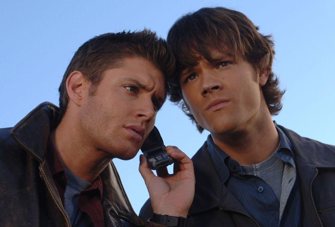 Nach einem mysteriösen Flugzeugabsturz erhält Dean einen Anruf von einem alten Freund seines Vaters, der ihn um seine Hilfe bittet, diesen Flugzeu... - Bildquelle: Warner Bros. Television