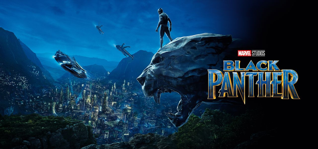 Black Panther - Artwork - T'Challa / Black Panther (Chadwick Boseman) - Bildquelle: Marvel Studios 2018