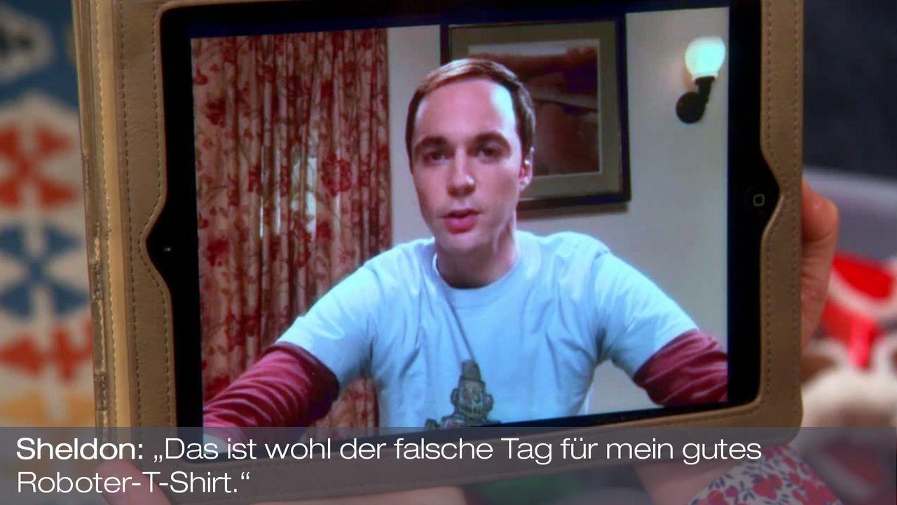 Staffel 7 Folge 11 - Zitat 5 - Bildquelle: Warner Bros. Television