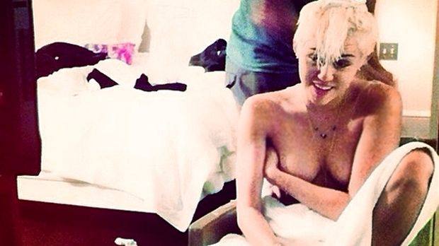 miley-cyrus-miley-cyrus-instagram - Bildquelle: Instagram/Miley Cyrus