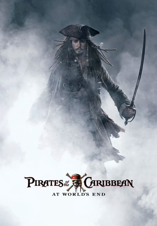 Pirates of the Caribbean - Am Ende der Welt - Plakatmotiv - Bildquelle: Peter Mountain Disney Enterprises, Inc.  All rights reserved