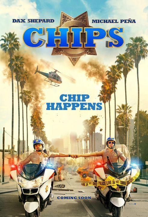 CHiPs - Plakatmotiv - Bildquelle: Warner Bros.