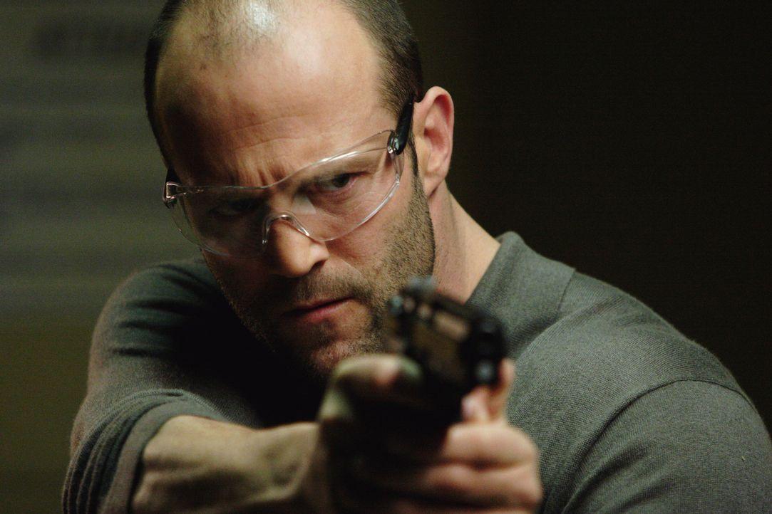 Als Agent Crawford (Jason Statham) den Mörder seines Kollegen endlich ausfindig gemacht hat, beginnt ein tödlicher Kampf, bei dem nur einer überl... - Bildquelle: Constantin Film