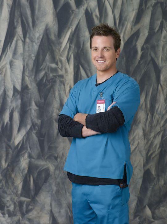 (9. Staffel) - Wird für seine Kollegen ungewollt zum Vorbild: Drew (Michael Mosley) ... - Bildquelle: Touchstone Television