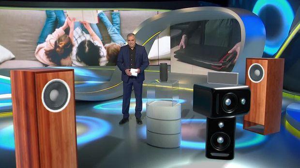 Galileo - Galileo - Donnerstag: G-testet: Sound-papier