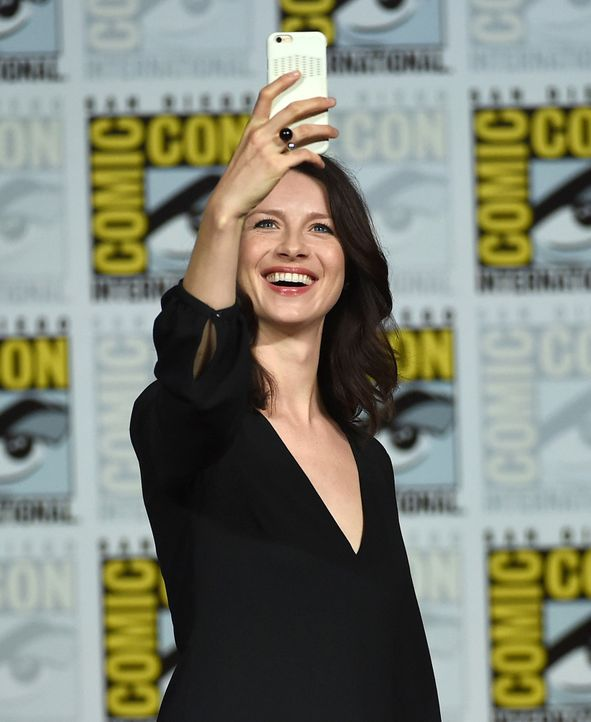 Comic-Con-2015-10-Outlander-balfe-getty-AFP - Bildquelle: getty-AFP