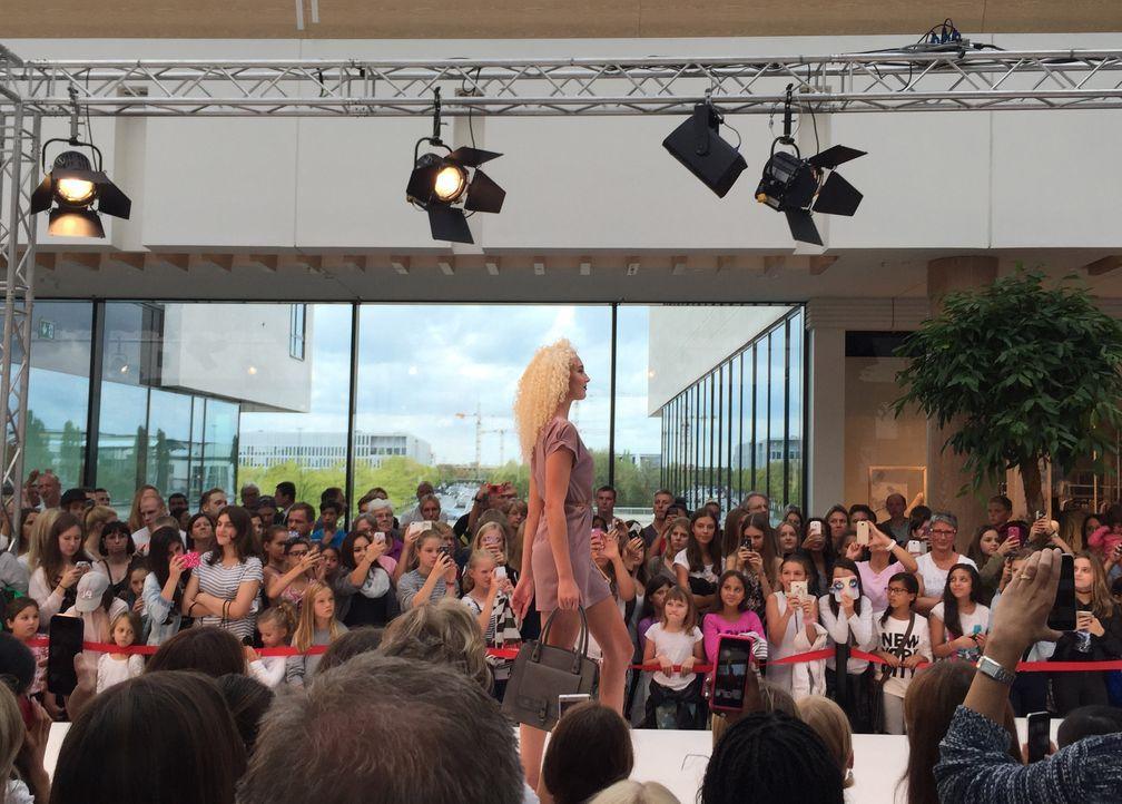 Fashionshow_Kiki 1 - Bildquelle: ProSieben