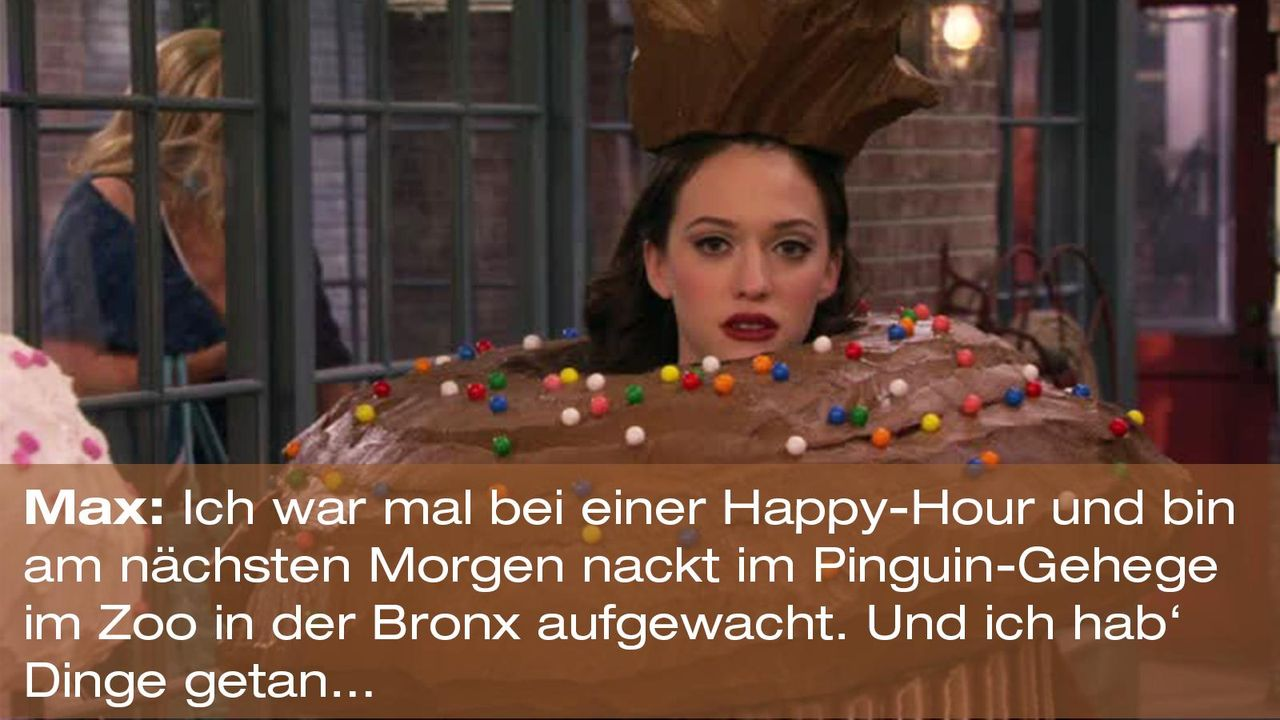 2-broke-girls-zitat-quote-staffel2-episode11-geschaeftspartnerin-max-happy-hour-warnerpng 1600 x 900 - Bildquelle: Warner Bros. International Television