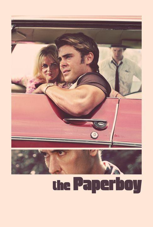 THE PAPERBOY - Artwork - Bildquelle: 2012 PAPERBOY PRODUCTIONS, INC.