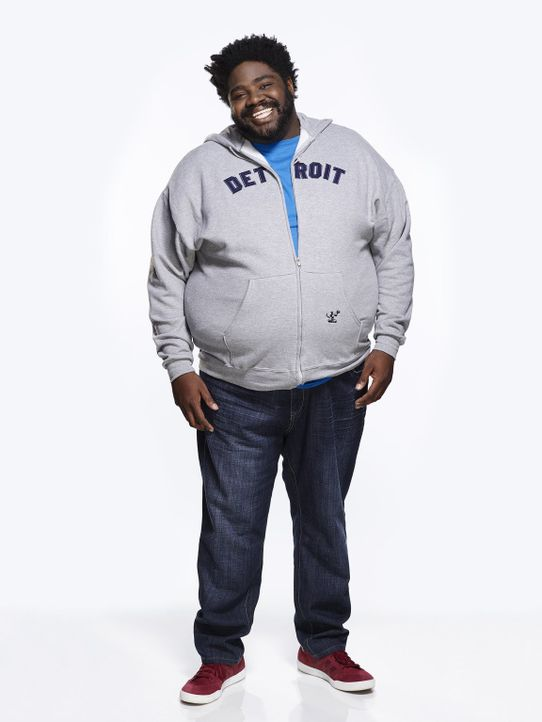 (2. Staffel) - Liebevoll, kuschelig und ein fanatischer Fan seiner Heimat Detroit: Shelly (Ron Funches) ... - Bildquelle: Warner Brothers