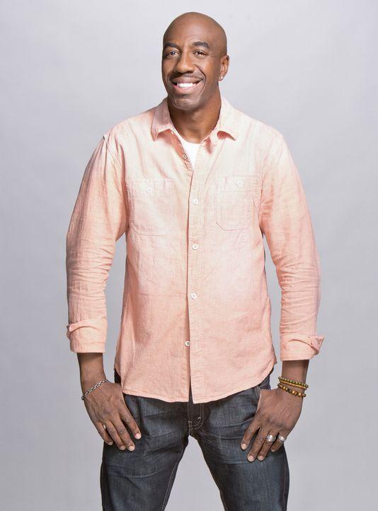 (1. Staffel) - Ray (J.B. Smoove) ist Nates bester Kumpel und stachelt ihn nach dessen Scheidung dazu an, sich mit vollem Elan ins Singleleben zu stü... - Bildquelle: 2013 CBS Broadcasting, Inc. All Rights Reserved.