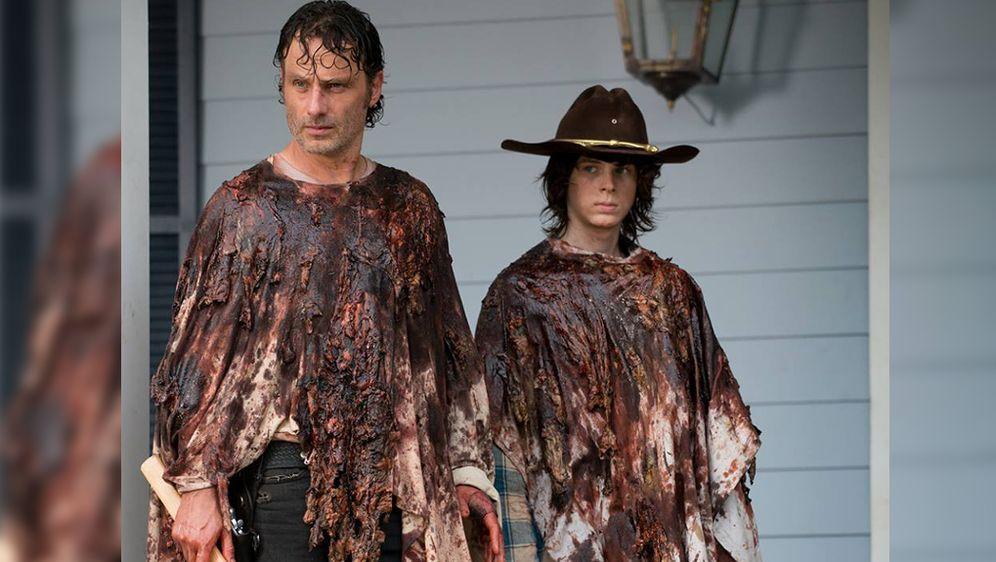 The Walking Dead Staffel 6 Wie Viele Folgen