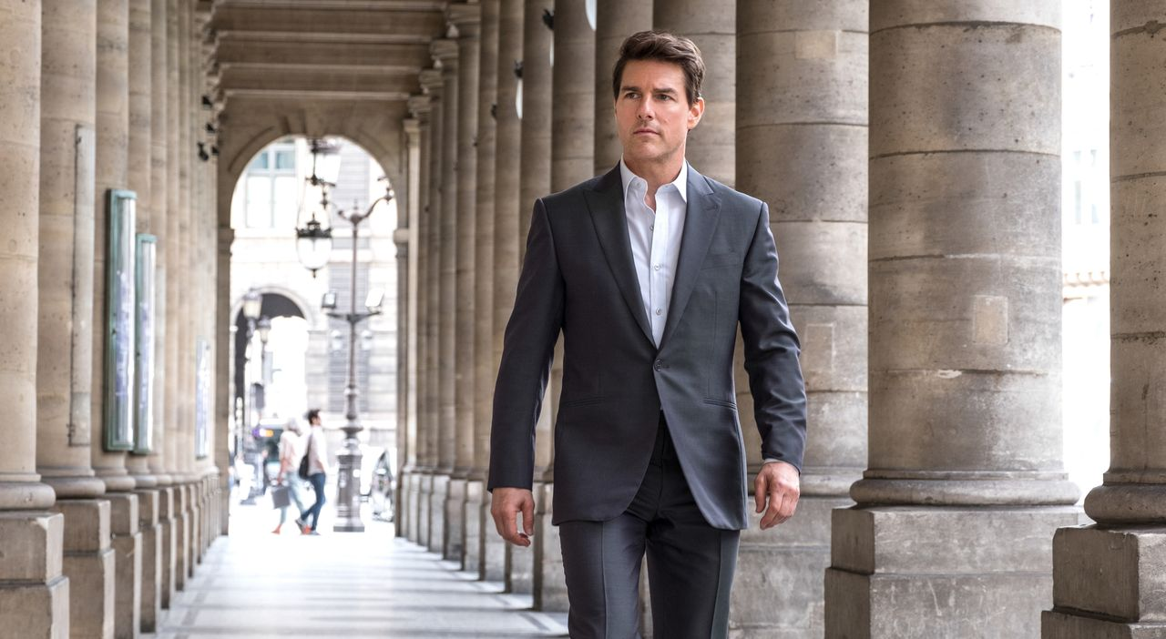 Ethan Hunt (Tom Cruise) - Bildquelle: David James 2018 Paramount Pictures. All rights reserved. / David James
