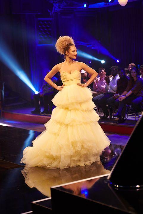 SNTM_S1_FashionWalk_0118 - Bildquelle: ProSieben Schweiz