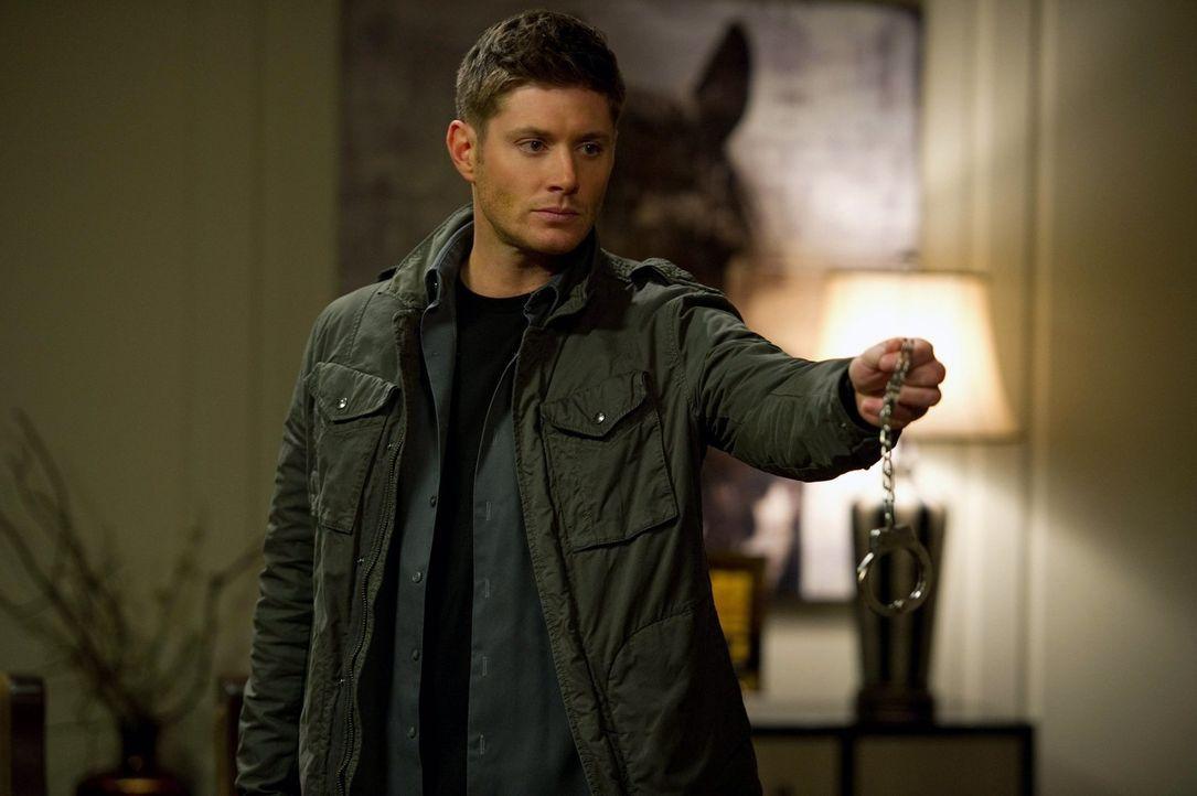Dean (Jensen Ackles) ist sich bewusst, dass derjenige, der die drei Aufgaben Gottes bewältigen will, immer wieder ums Überleben kämpfen muss ... - Bildquelle: Warner Bros. Television
