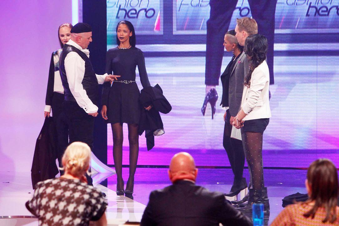 Fashion-Hero-Epi07-Gewinneroutfits-Jila-und-Jale-Karstadt-09-Richard-Huebner - Bildquelle: Richard Huebner