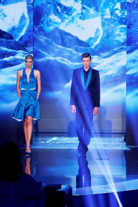 Fashion-Hero-Epi01-Show-78-ProSieben-Richard-Huebner - Bildquelle: ProSieben / Richard Huebner
