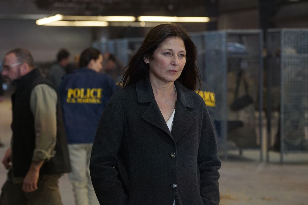 Cynthia Foards (Catherine Keener) - Bildquelle: Richard Foreman 2018 Soldado Movie, LLC. All Rights Reserved. / Richard Foreman