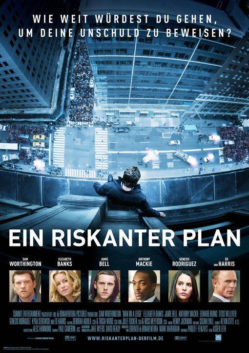 riskanter-plan-12-01-26-plakat-concorde-filmverleih-gmbhjpg 989 x 1400 - Bildquelle: Concorde Filmverleih GmbH