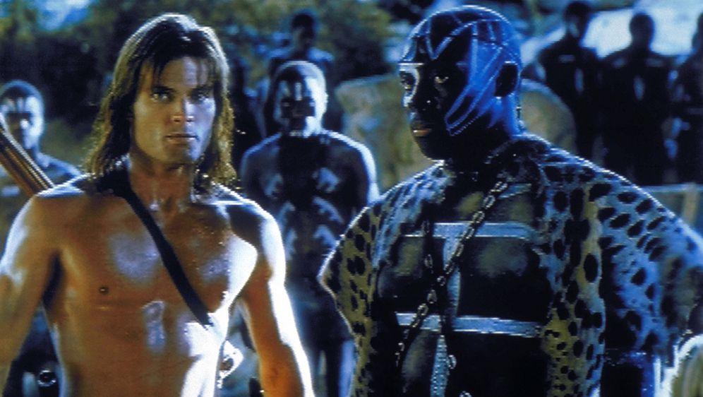 Tarzan und die verlorene Stadt - Bildquelle: VCL Communications