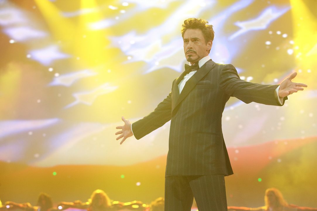 Tony Stark (Robert Downey Jr.) - Bildquelle: 2010 Concorde Filmverleih GmbH