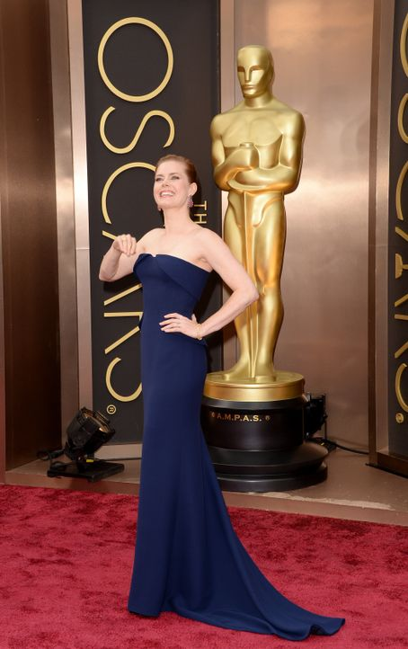 Amy Adams - Bildquelle: getty AFP