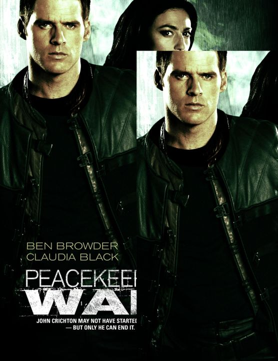 Farscape: The Peacekeeper Wars (1) - Plakatmotiv - Bildquelle: Hallmark Entertainment