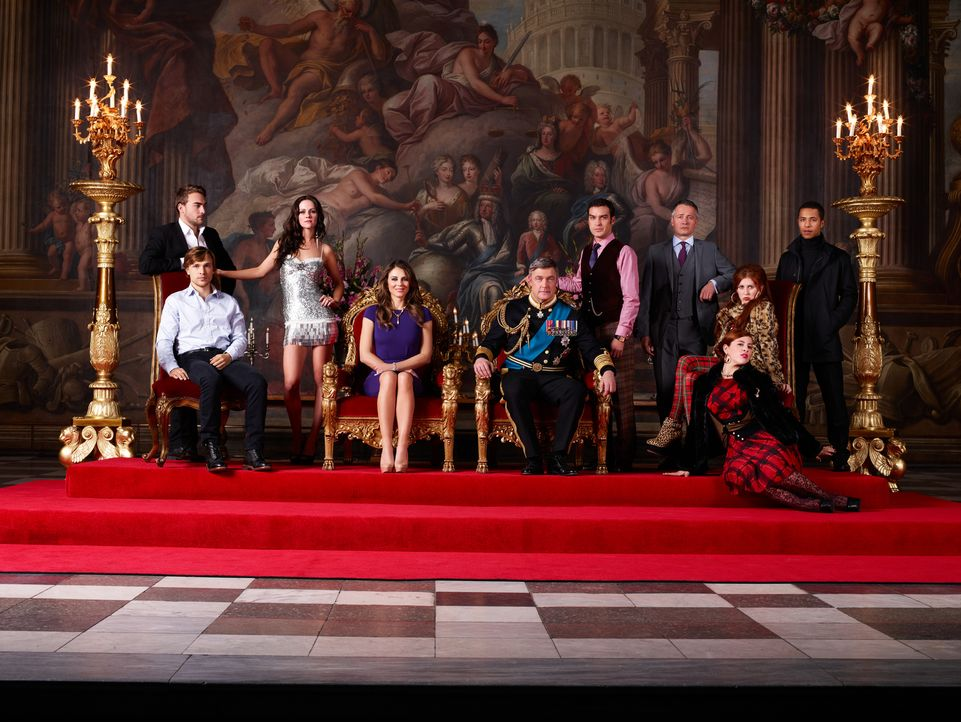 The Royals - Die Bilder zur neuen ProSieben Serie14 - Bildquelle: 2014 E! Entertainment Media LLC/Lions Gate Television Inc.
