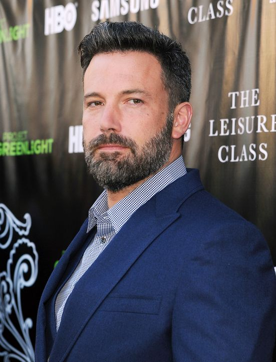 Ben-Affleck-150810-getty-AFP - Bildquelle: getty-AFP