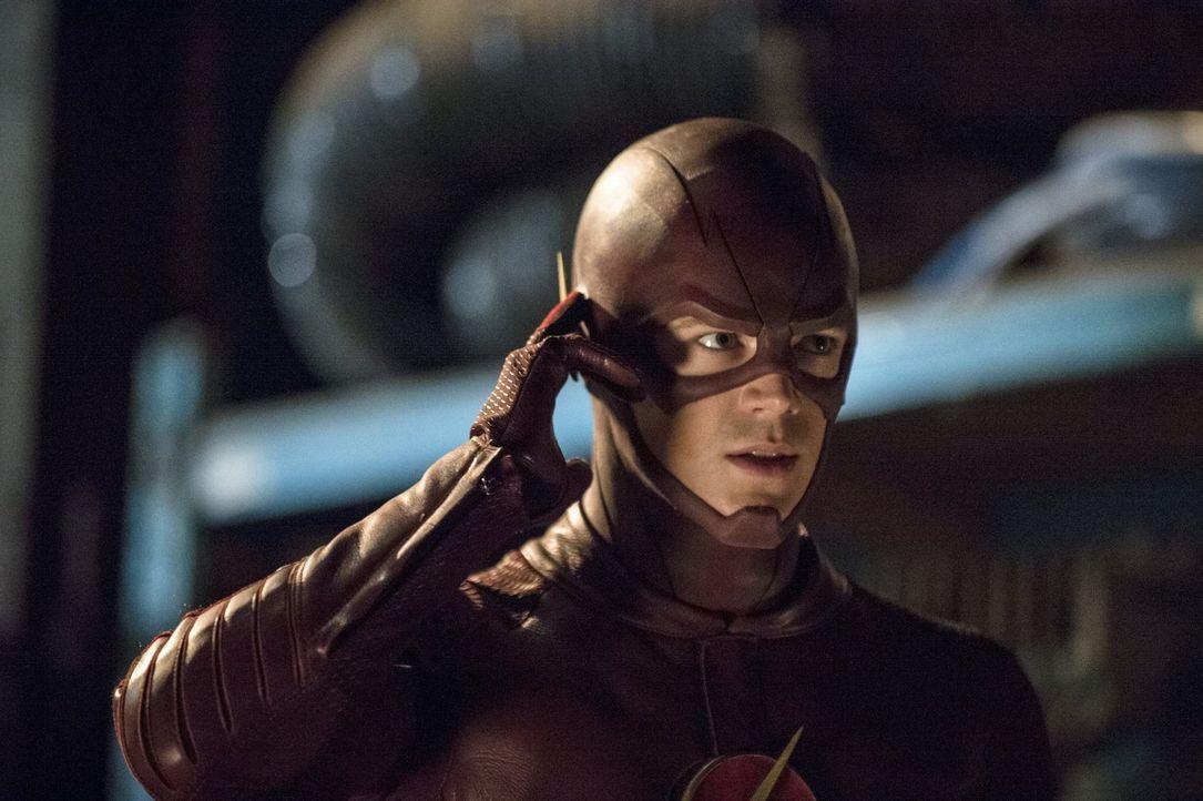 Bekommt es mit einem neuen Meta-Menschen zu tun: Barry alias The Flash (Grant Gustin) ... - Bildquelle: Warner Brothers.