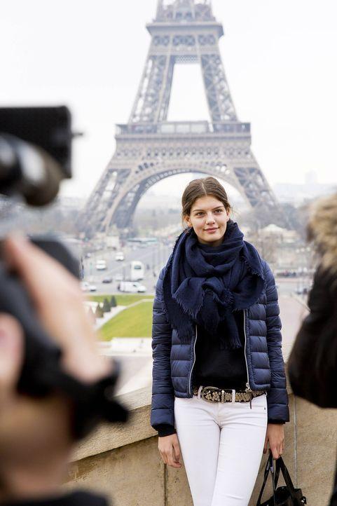 GNTM-Stf10-Epi14-Fashion-Week-Paris-080-Vanessa-ProSieben-Richard-Huebner - Bildquelle: ProSieben/Richard Huebner