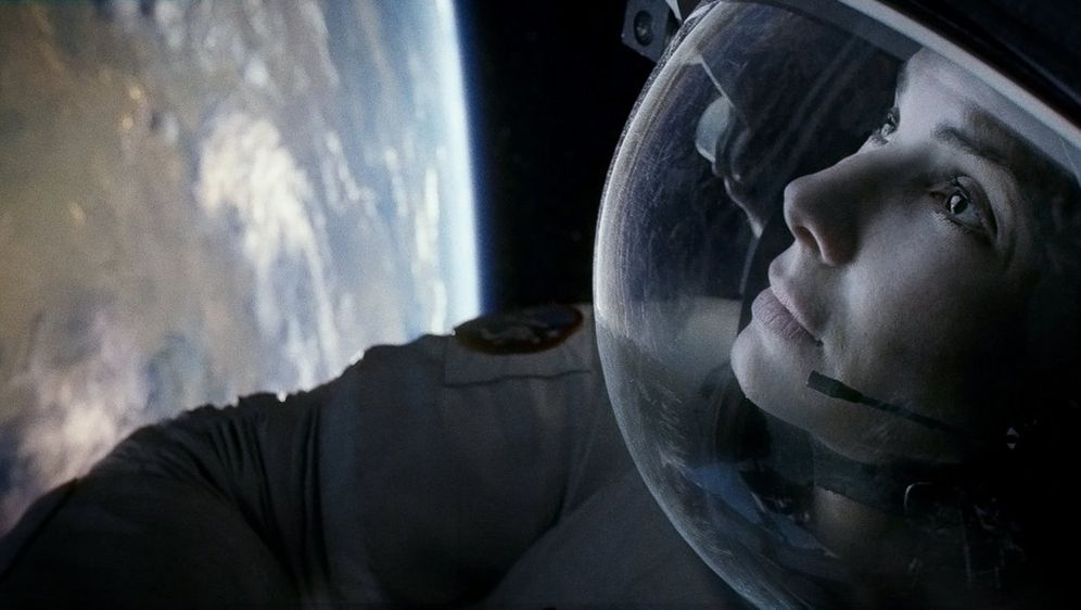 Gravity - Bildquelle: Warner Brothers