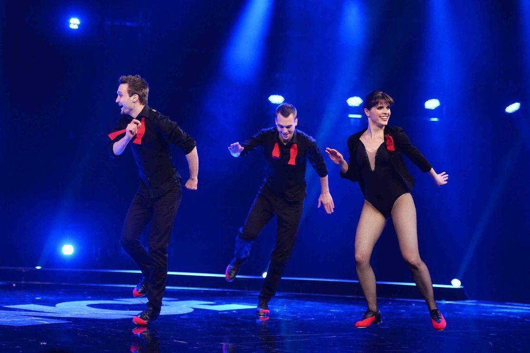 Got-To-Dance-SLYD3-01-SAT1-ProSieben-Willi-Weber - Bildquelle: SAT.1/ProSieben/Willi Weber