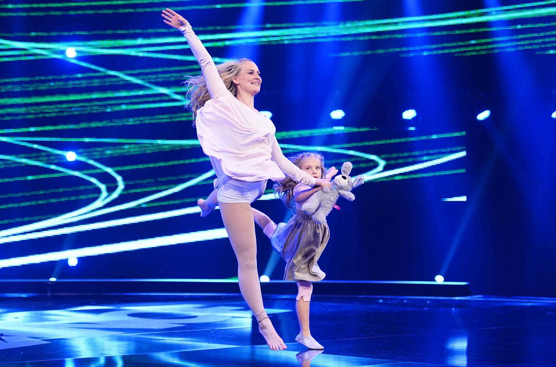 Got-To-Dance-Volteggiare-05-SAT1-ProSieben-Willi-Weber - Bildquelle: SAT.1/ProSieben/Willi Weber