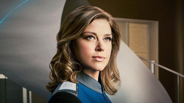 Adrianne Palicki spielt Commander Kelly Grayson in The Orville