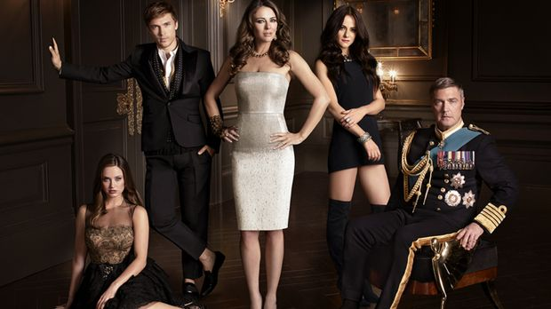 The Royals Darsteller