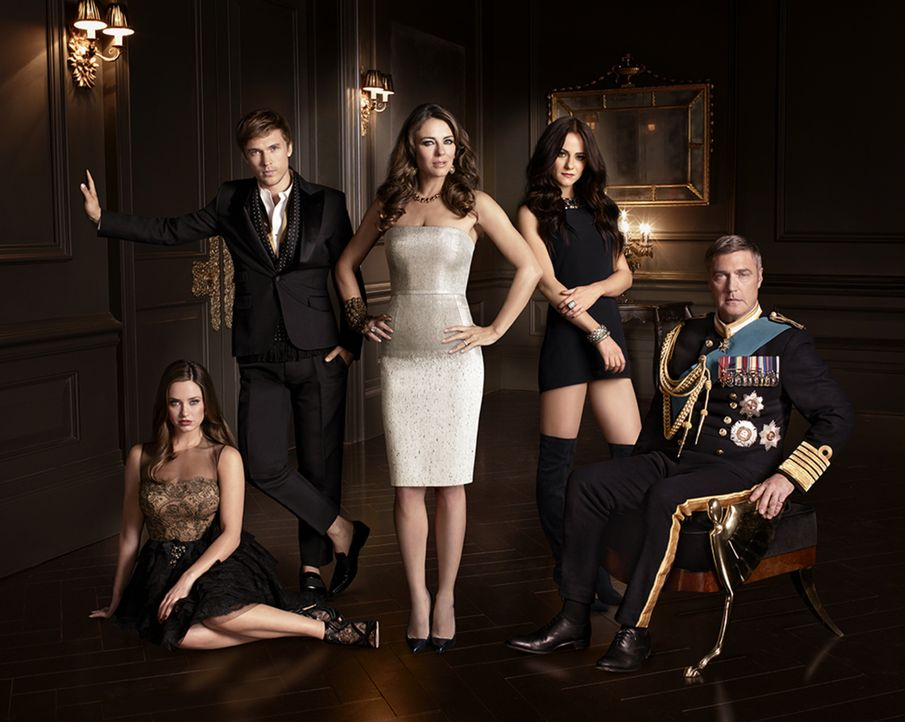 The Royals - Die Bilder zur neuen ProSieben Serie32 - Bildquelle: 2014 E! Entertainment Media LLC/Lions Gate Television Inc.