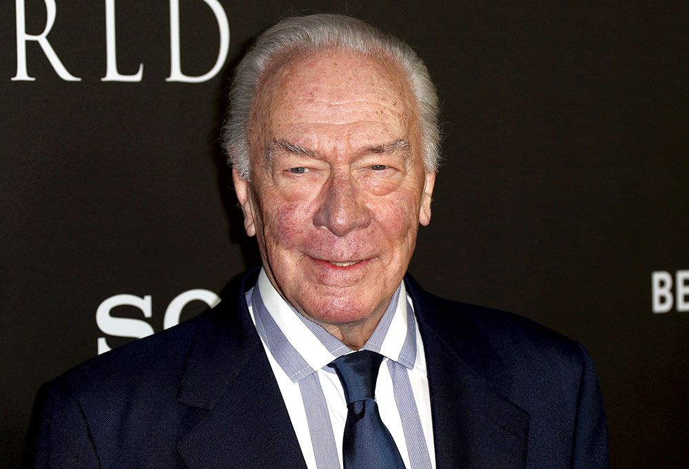 Christopher-Plummer-171218-getty-AFP - Bildquelle: Frederick M. Brown/Getty Images/AFP