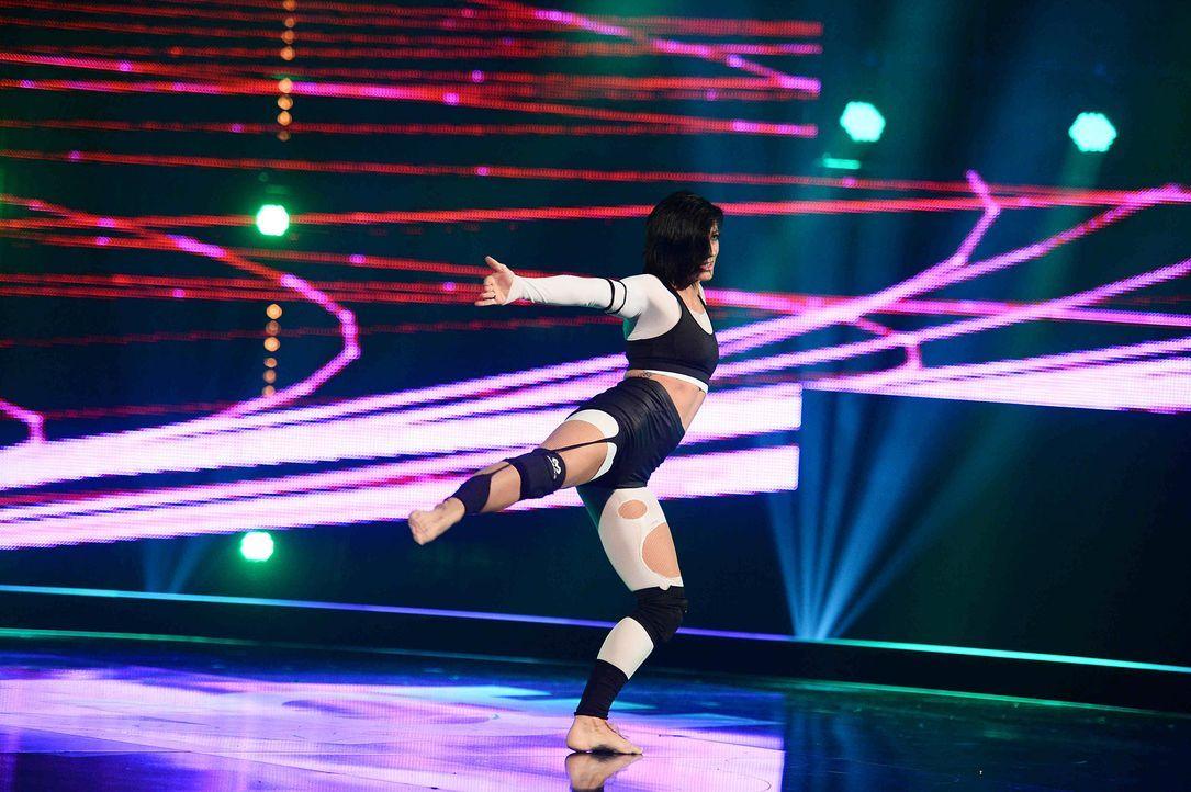 Got-To-Dance-Lena-Schuster-02-SAT1-ProSieben-Willi-Weber - Bildquelle: SAT.1/ProSieben/Willi Weber