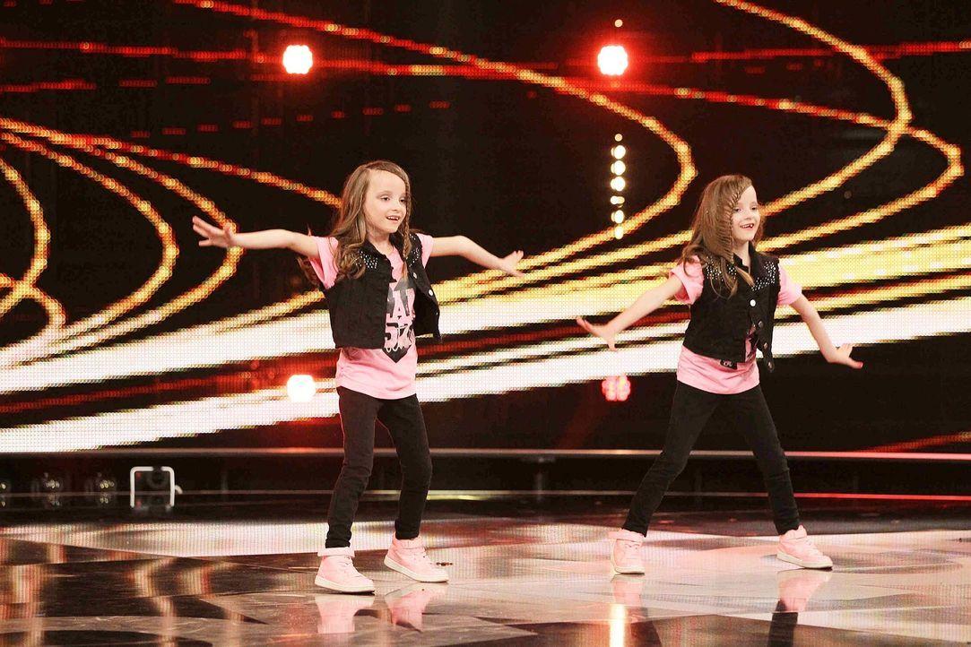 Got-To-Dance-Nika-Kira-07-SAT1-ProSieben-Guido-Engels - Bildquelle: SAT.1/ProSieben/Guido Engels
