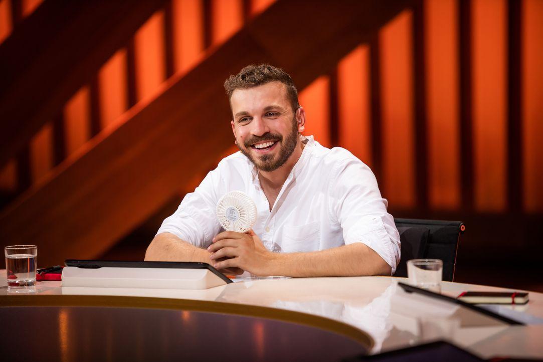 Edin Hasanovic - Bildquelle: Benedikt Müller ProSieben / Benedikt Müller