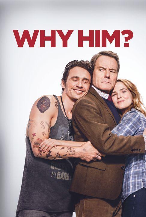 Why Him? - Artwork - Bildquelle: Scott Garfield TM &   2016 Twentieth Century Fox Film Corporation. All Rights Reserved. Not for sale or duplication./ Scott Garfield