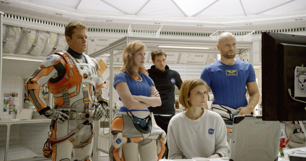 Der-Marsianer-05-2015Twentieth-Century-Fox - Bildquelle: 2015 Twentieth Century Fox