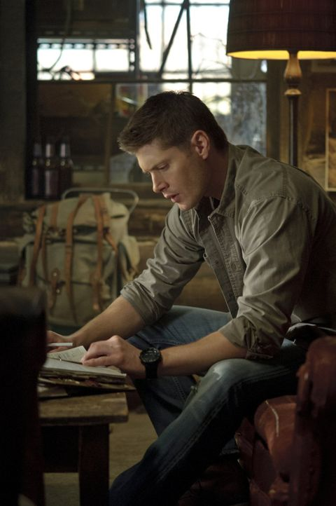 Macht sich Sorgen um seinen Bruder: Dean (Jensen Ackles) ... - Bildquelle: Warner Bros. Television